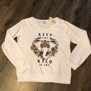 Sweaters - Keep the Wild in You!